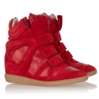 Isabel Marant Sneakers - Red